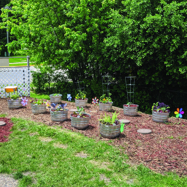 garden at leap academy